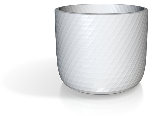 small cup 3d printed