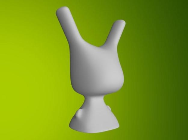 Rabbit 3d printed Description