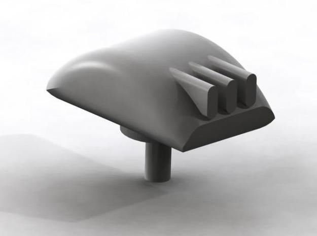 Turret 2 3d printed Turret render