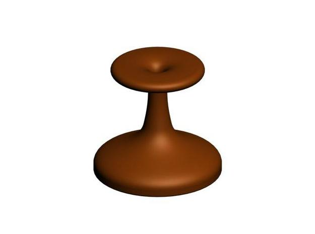 Coffee Tamper 3d printed top