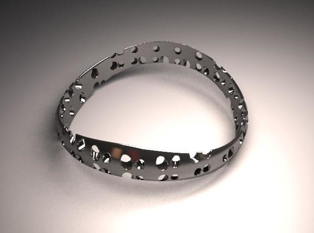Bracelet Torus 3d printed Description