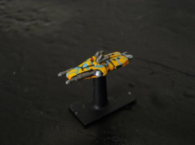 SSA101 Scarab Attack Cutter 3d printed Painted model