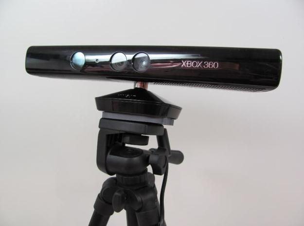 TriK Tripod Adapter 3d printed Mounted on Tripod