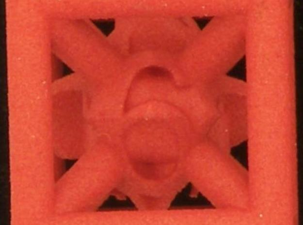 Piped Point Reader 3d printed Photo provided courtesy of dicecollector.com