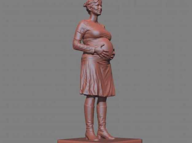 Sandra 3d printed Description