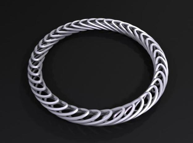 Spiral 3d printed Description