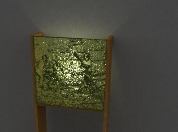 Wall Lamp 3d printed Render Wall Lamp