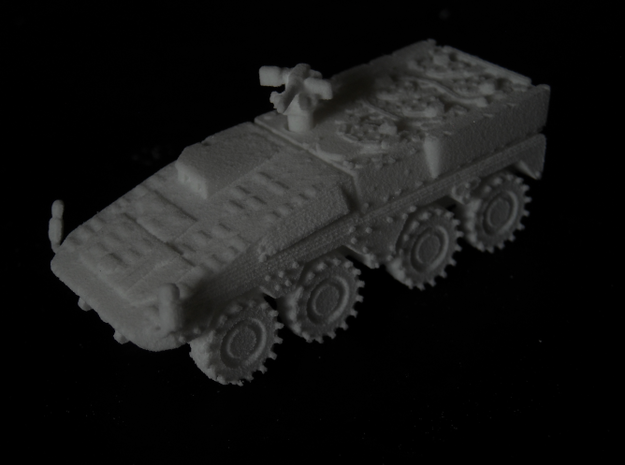 MG144-G02 Boxer APC 3d printed Model in WSF