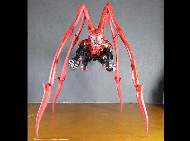 ACC-14-SupSpider Gear 6inch v1.4 3d printed