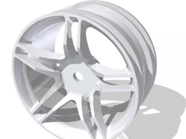 1:10 RC Car rim 3d printed Description