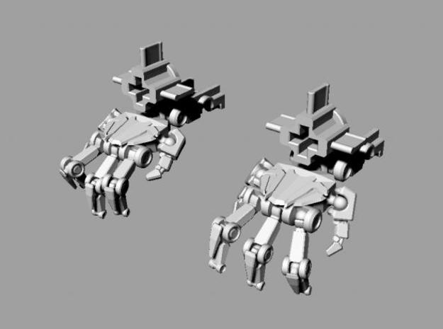 ROTF voyager Starscream poseable hands 3d printed Hands.