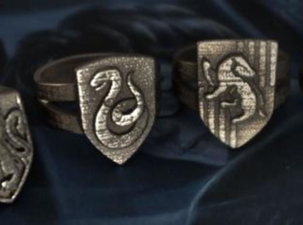 Ravenclaw Ring Size 10 3d printed House Rings