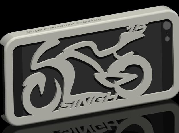 iPhone Case Sportbike Minimal Design Singh15 3d printed Beautiful look with your iPhone 5