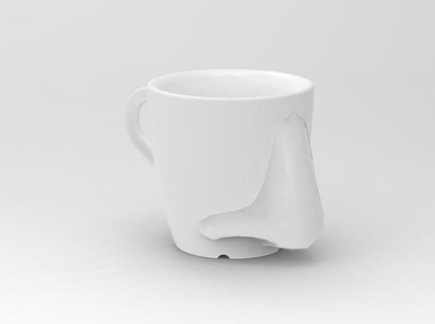 one cup a day | Day 17: Aroma Cup 3d printed view