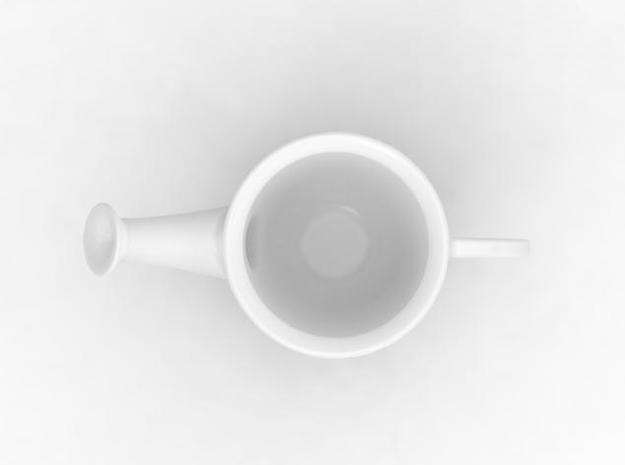 one cup a day   Day 20: Spouted Cup 3d printed top