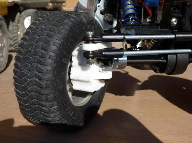 4 Portalachsen / Portal Axles v1.0 for Losi MRC 3d printed detail