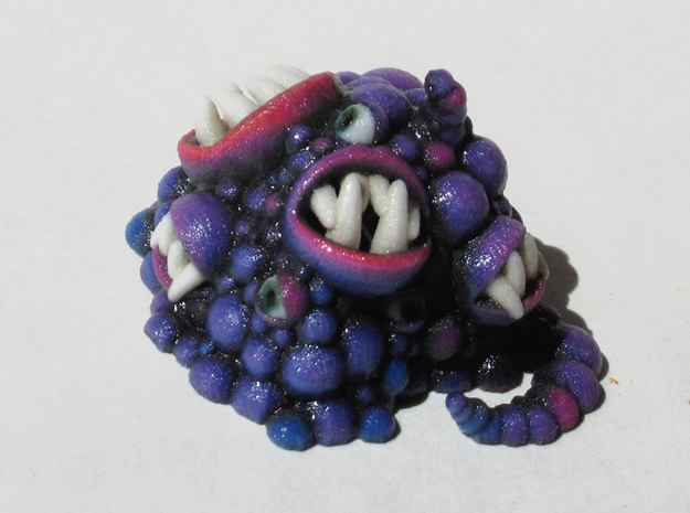 Shoggoth 3d printed