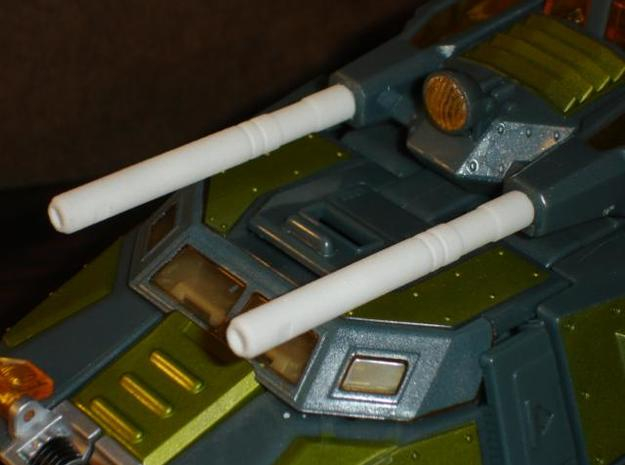 Sunlink - Assailment Barrel Cannons 3d printed Description