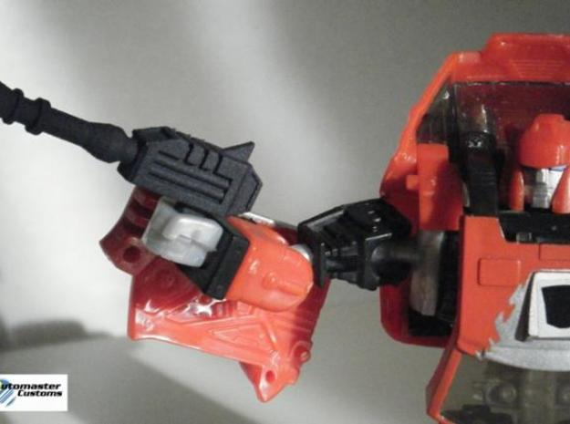 Automaster Blaster 3d printed