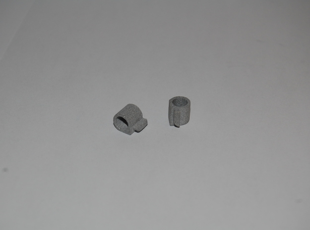 Masterpiece 5mm Item Adapter 3d printed