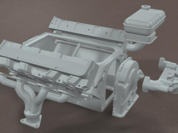 1/8 427 Side Oiler Block and Large parts Kit 3d printed