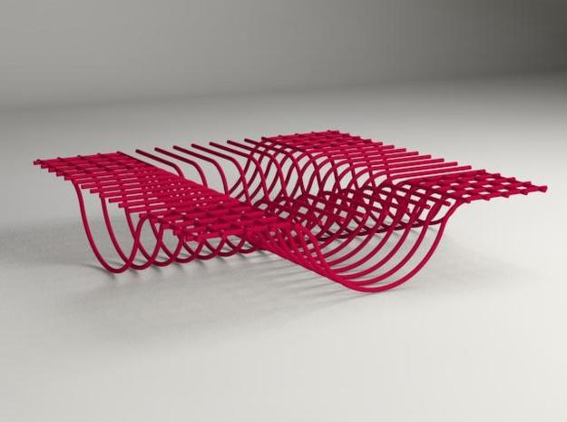 Bending Space Bowl - Lowered Price 3d printed