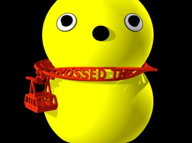My Keepon Moebius Head Band or Belt – Bracelet 3d printed
