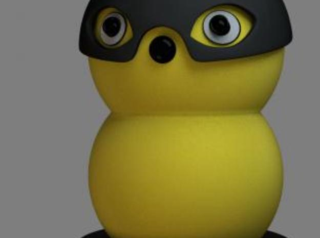 MyKeepon Catwoman 3d printed