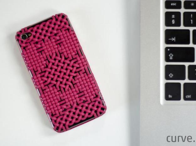 Knotcase - Celtic inspired iPhone Case 3d printed