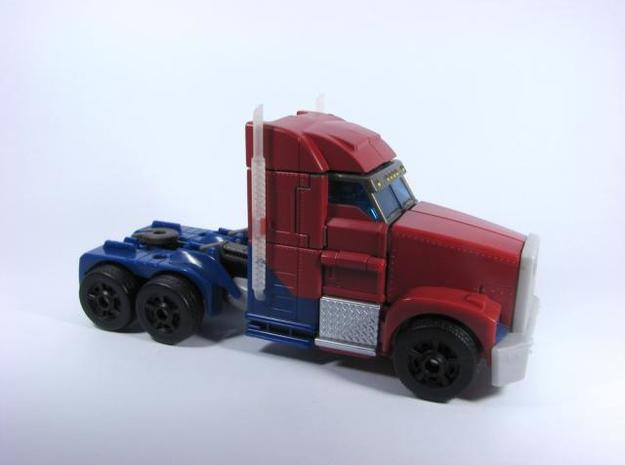 TFP (FE) Optimus Prime upgrade set (rotating blade 3d printed