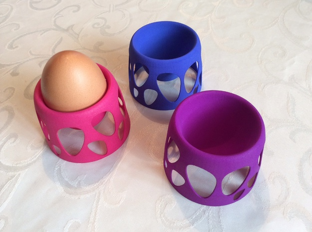 Suspended Egg Thin 3d printed