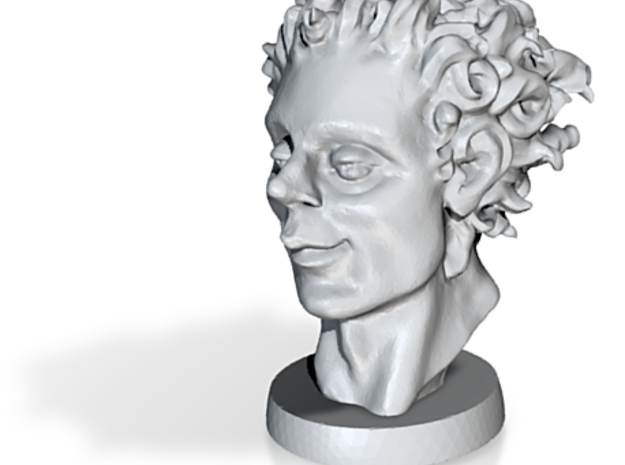 The Kid In April 3 Inches Tall 3d printed An Irish lad