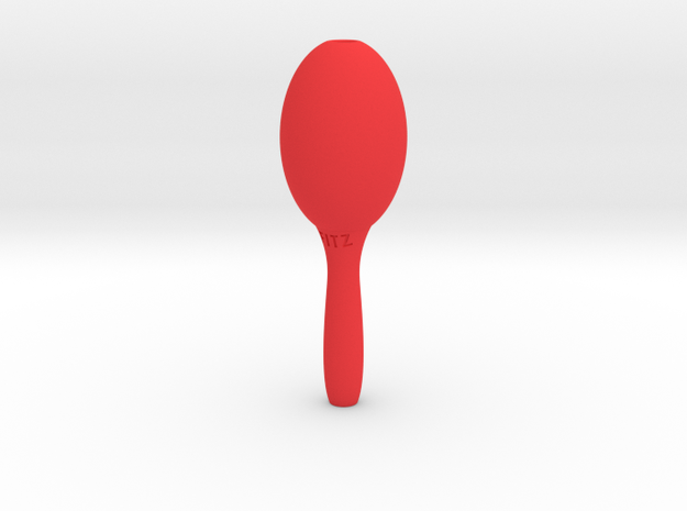 Personalize-able Mini Working Maraca 3d printed