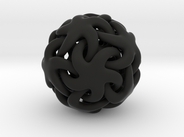 Star Weave 38mm 3d printed