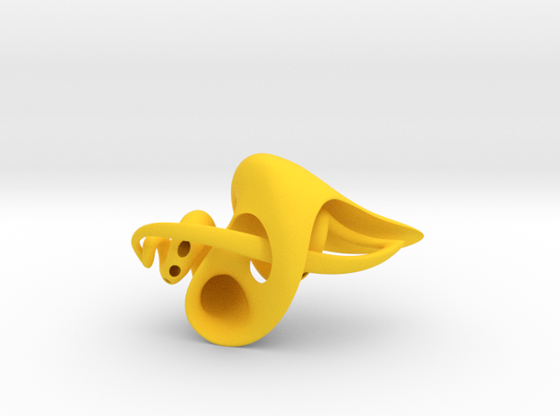 Mini Whelk 3d printed