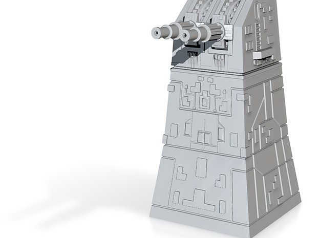 Turbolaser Turret Revised 1 270 3d printed