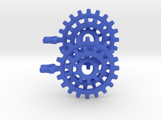Gearrings 3d printed