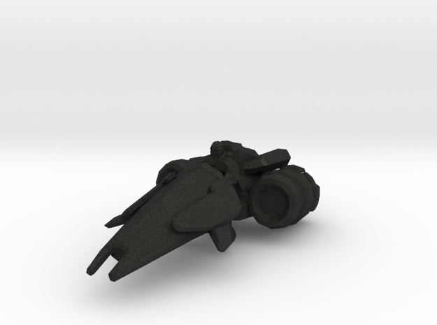 Vulture Hoverbike 3d printed