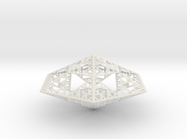 Sierpinski Diamond 3d printed