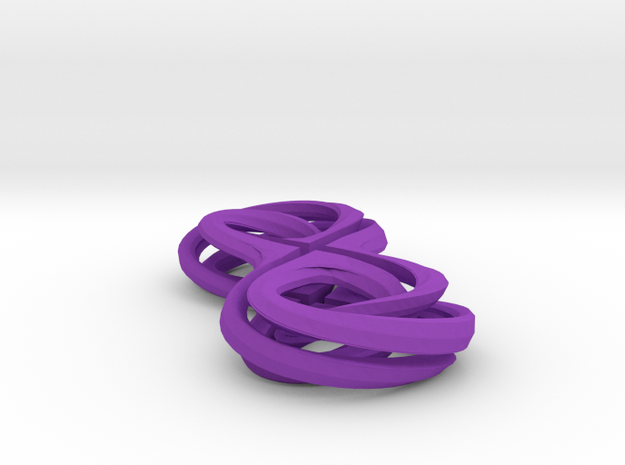 Bi Level Mobius 3d printed