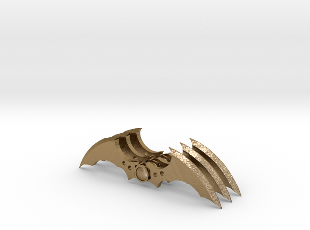 Arkham Asylum Batarang (3 pieces bundle) 3d printed