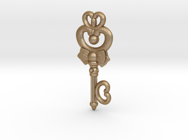 Sailor Moon Key Of Time 3d printed