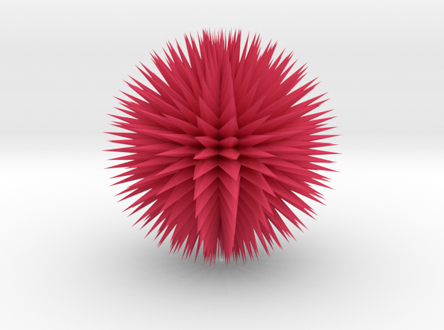 Spiky Ball 3d printed