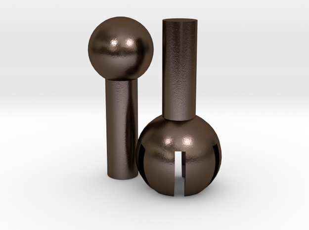 Ball and Socket Joint (Test) 3d printed