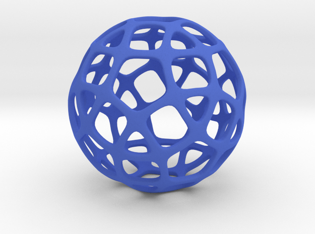Circles Relaxed Sixties Series 1 3d printed