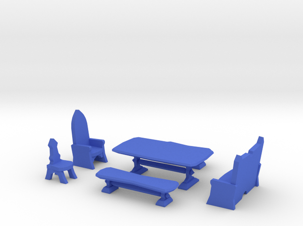 Mini Furniture 3d printed