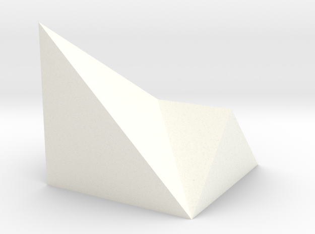 Cubic Trisection #7 3d printed