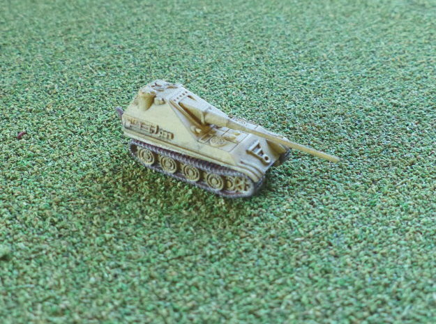 German Jagdpanther II Project 1/200