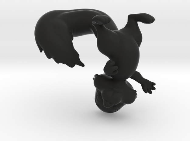 Small squirrel-new 3d printed