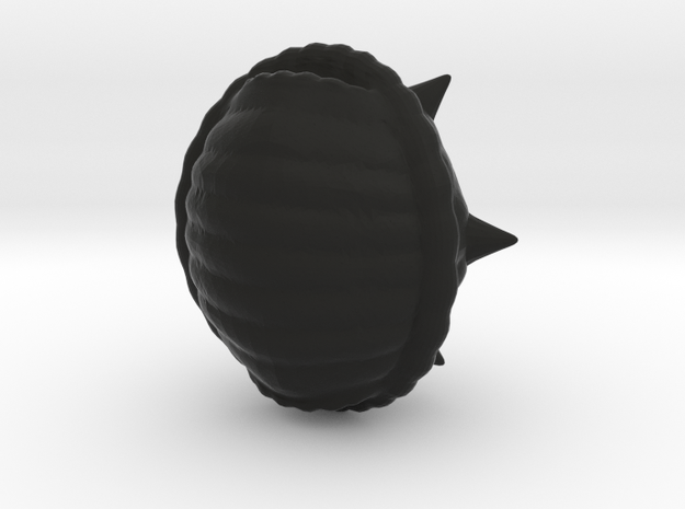 Spikey Shell Big 3d printed